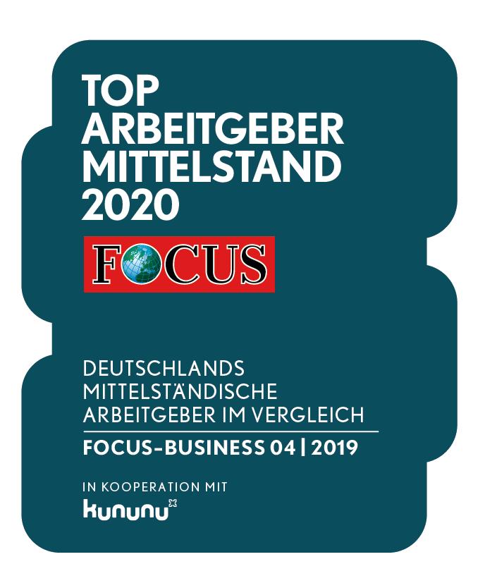 Top Artbeitgeber Mittelstand 2020